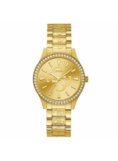 Guess Guw1280L2 Kadın Kol Saati Altın